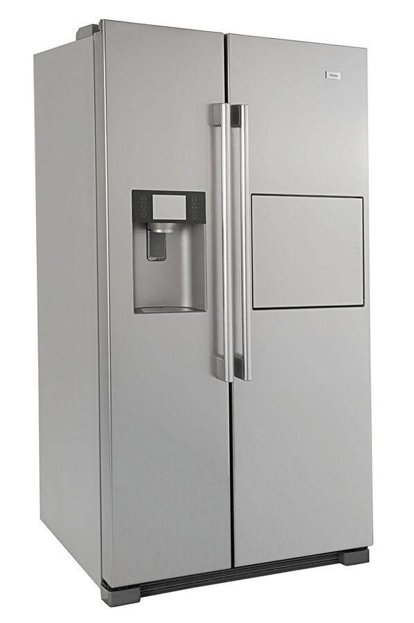 Refrigerateur americain Haier HFR-628AF6 pas cher prix Black Friday Refrigerateur americain Darty 699.00 € TTC au lieu de 949 €