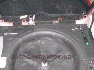 ШУМОИЗОЛЯЦИЯ SEAT LEON багажник http://avtoshum.com.ua/gallery/shumoizolyaciya-seat-leon/ Полная шумоизоляция автомобиля Seat Leon в Киеве. #шумоизоляция #авто #автошум #seat #leon #сиат #леон #avtoshum #багажник