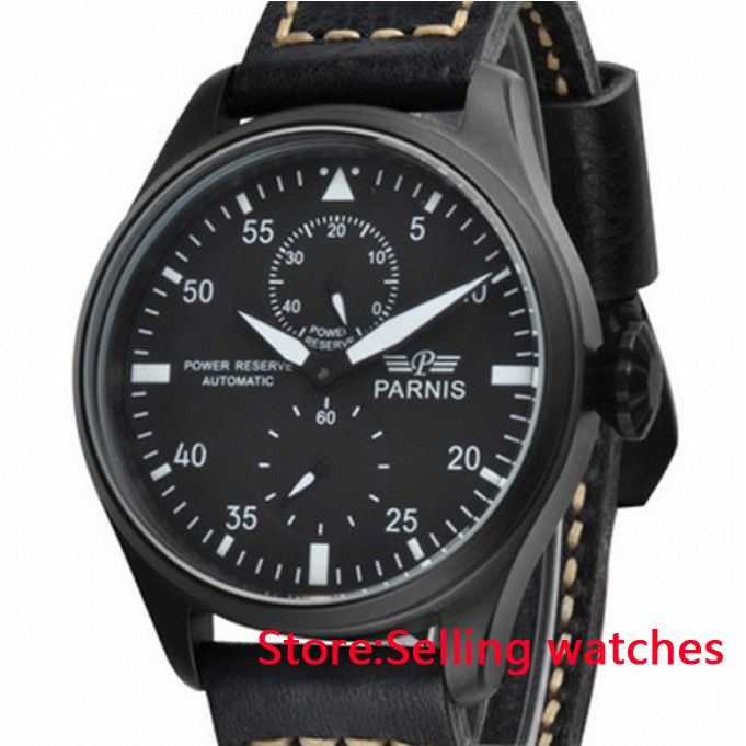 Like and Share if you want this  47mm Parnis Power Reserve Black Dial Orange Marks Automatic Mens Watch     Tag a friend who would love this!     FREE Shipping Worldwide     Buy one here---> https://shoppingafter.com/products/47mm-parnis-power-reserve-black-dial-orange-marks-automatic-mens-watch/