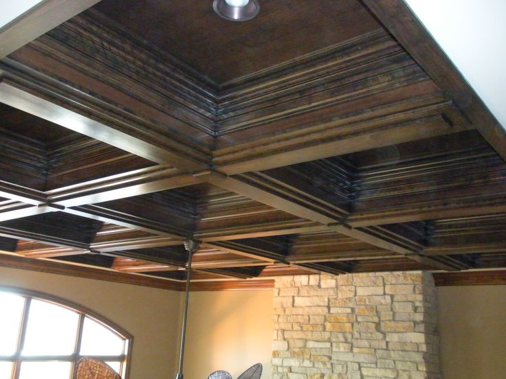 10 best Coffered Ceilings images on Pinterest | Coffered ...