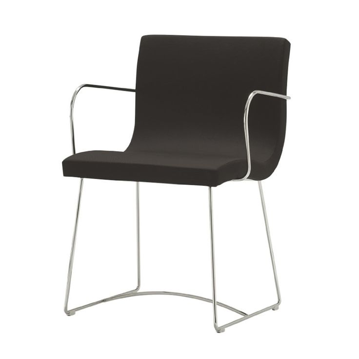 sala carver chair pascal mourgue chromed steel base. Black Bedroom Furniture Sets. Home Design Ideas