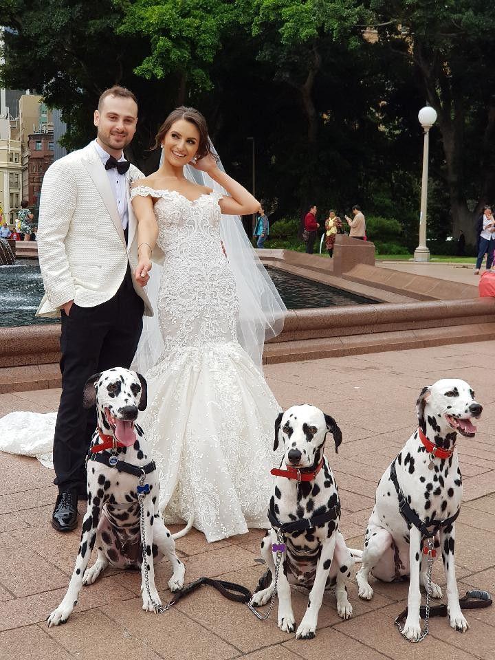 Suzanna Blazevic Custom Made Wedding Dress Wedding Dresses