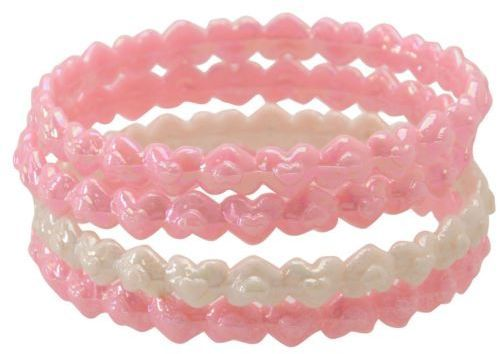 Miss Fiori Women Bracelet Girls Colourful Design One Size Adjustable Jewellery