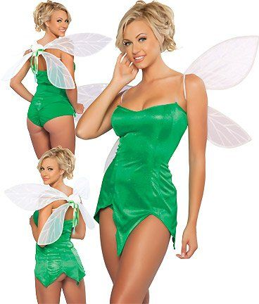 Sexy Fairy Costumes #Sexy #Fairy #Halloween #Costumes