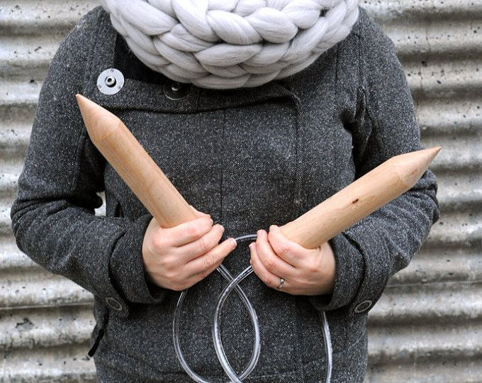 Xxl Knitting Needles : Images about knit everything on pinterest chunky