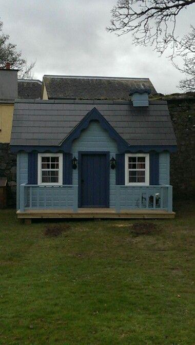 Boys playhouse.. our third build..