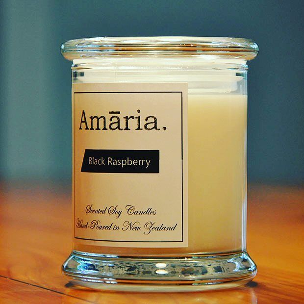Nice bit of photography by Sid & Grace who kindly sent us this pic of their latest purchase...send us your Amaaria pic or use hashtag #amaariapic x  #soycandle #blackraspberry #nzmade #madewithlove #amaariapic #amaaria