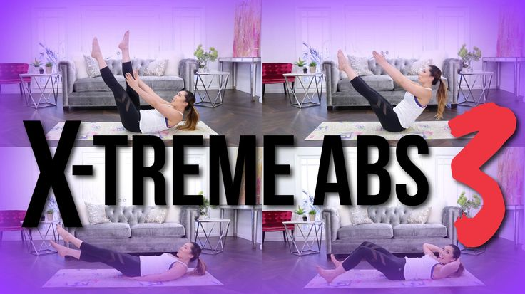 After releasing Extreme Abs and Extreme Abs 2, you've been craving the next level of abdominal sculpting torture and THIS IS IT! EXTREME ABS 3! The craziest ...