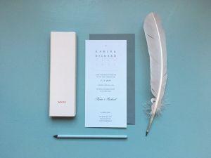 Trend Inbjudningskort   Bröllopskort   TRYCKSTUDION.SE  #inbjudningskort bröllop #inbjudningskort #bröllop