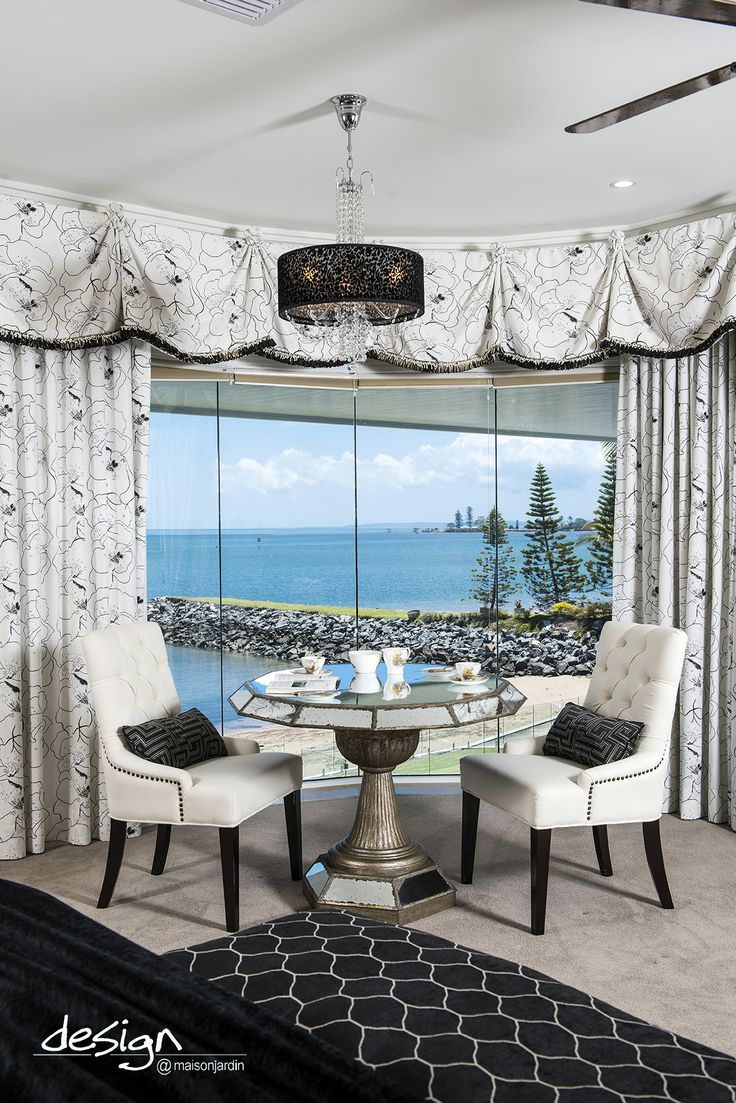 Our most recent project just released in the Autumn Queensland Homes Edition 2014. This home with Moreton Bay Views was completely renovated and transformed by our Director Suzie Beirne. Our clients are thrilled! What do you think?  http://www.maisonjardin.com.au