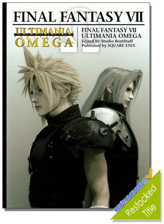 Final Fantasy 10 Guide Book