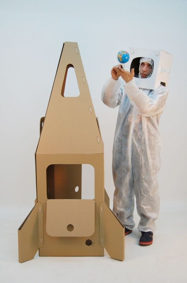 25 Best Images About Kids Cardboard Structures On
