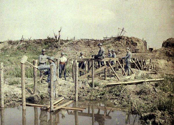 Image result for WW1 French Engineers
