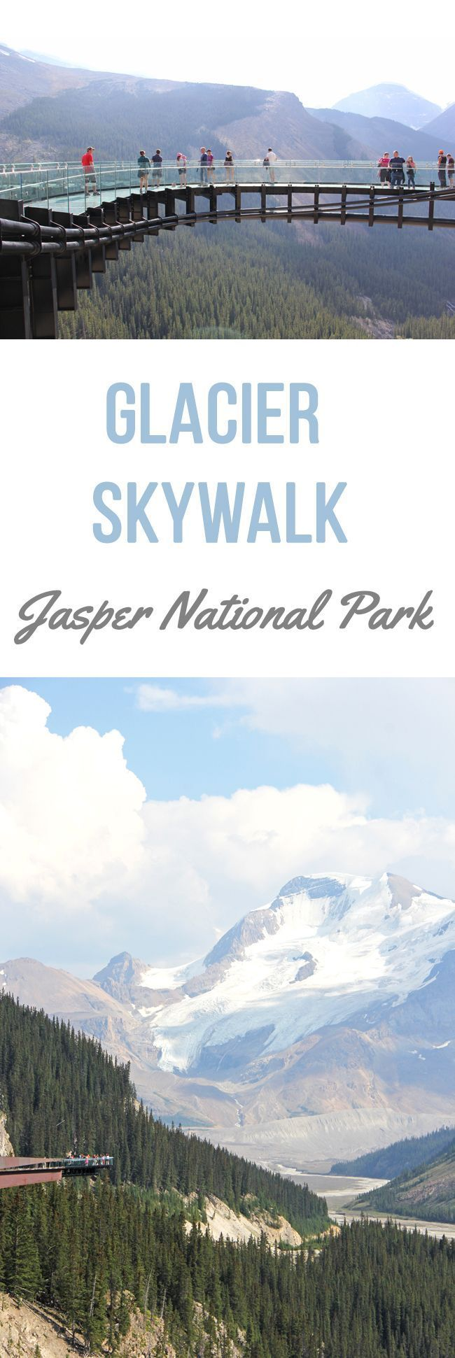 Glacier Skywalk, Jasper National Park – #Glacier #…