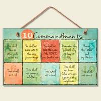 10 (ten) commandments