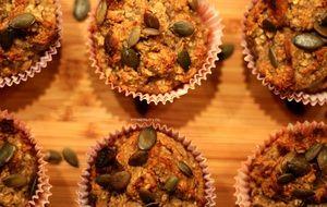 Recept: Fruit Muffins (Suikervrij en Glutenvrij)