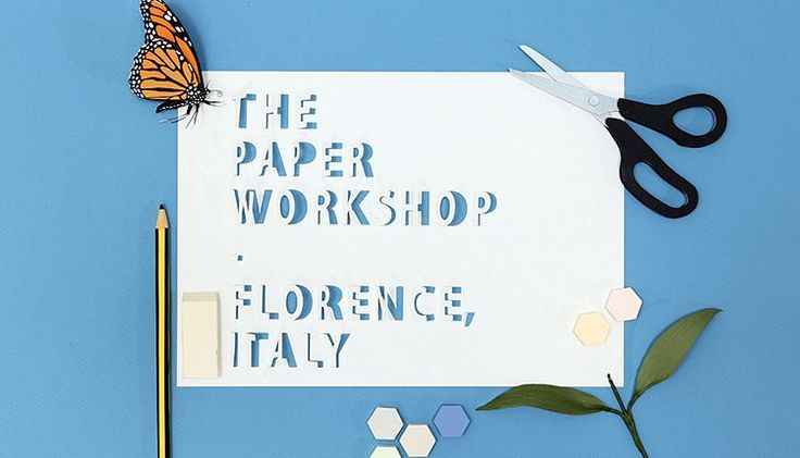 Evento The Paper Workshop Tasso Hostel Firenze