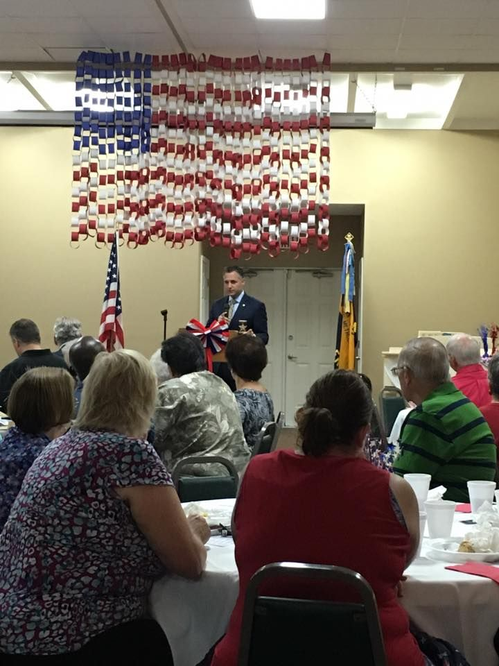 Our agency was honored to participate in Community United Methodist Church's National Day of Prayer Breakfast. Sheriff Lemma provided the prayer for law enforcement...