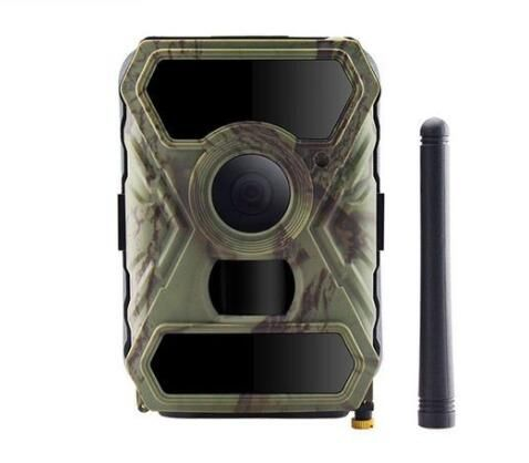 2016 New 3G wireless hunting camera 3.0CG with fast response time only 0.4seconds