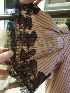 Bryony Tofton's Costumes: Design Competition - Janet ArnoldGallery of costume original 1864 dress in - Janet Arnold's book