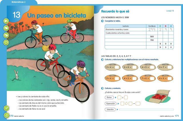 """Unidad 13 de Matemáticas de 2º de Primaria: """"Los números hasta el 999"""""""