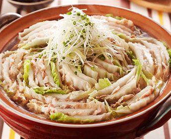 重ね鍋のおいしい季節!とろ~り白菜のおいしい重ね鍋|「ほんだし®」の旬のおすすめ活用術|「ほんだし®」レシピ|「ほんだし®」|味の素株式会社