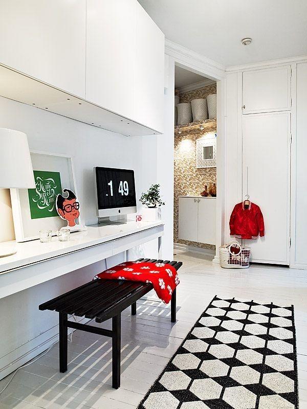 17 Best Images About Desk Home Office On Pinterest Built In Desk Nooks And Kitchen Desks