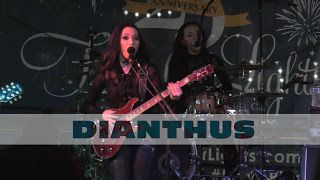 "Jackie Parry Jessica Parry: DIANTHUS - While We Live"" at the 25th Annual Festival of Lights in Downtown Riverside CA    Live video of DIANTHUS performing their song ""While We Live"" at the 25th Annual Festival of Lights in Downtown Riverside CA on Friday December 29th 2017. Video courtesy of Tim Carney/Galleria Advertising. Thanks for capturing Tim!  Jackie Parry - Lead Vocals/Guitar  Jessica Parry - Backup Vocals/Drums  Zach Smith - Bass  London Mckuffey - Guitar  STAY CONNECTED WITH US…"