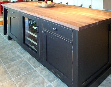 black kitchen island with butcher block top best 25 butcher block island top ideas on 27673