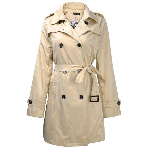 Best 10  Brown trench coat ideas on Pinterest | Korean fashion ...