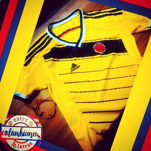 Alistando el atuendo para apoyar la selección. ❤️ #YoSoyMundial#ColombianosporelMundo #SisiColombiaSisiCaribe  #VamosColombia #VamospaRusia ️⚽️ (scheduled via http://www.tailwindapp.com?utm_source=pinterest&utm_medium=twpin)