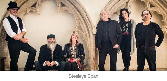 Steeleye Span  #Holt #Festival 2015 Pop, politics, poetry, chat, drama and cuisine for North #Norfolk's premier mixed arts festival