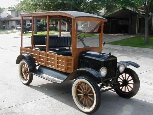1921 ford 39 depot hack 39 1921 to 1930 carz pinterest for Ford motor credit franklin tn