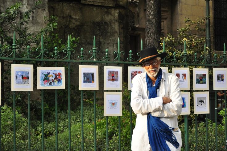 Un peintre dans la rue by Fabi Nuka on 500px