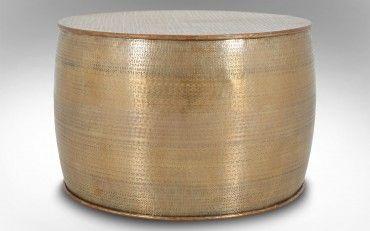 Vortex Aluminium Coffee Table \ Rice Furniture