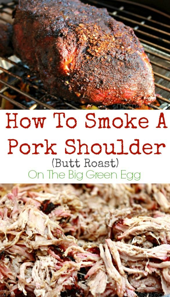 How To Smoke A Pork Shoulder or Pork Butt - The best barbecue you'll ever eat!