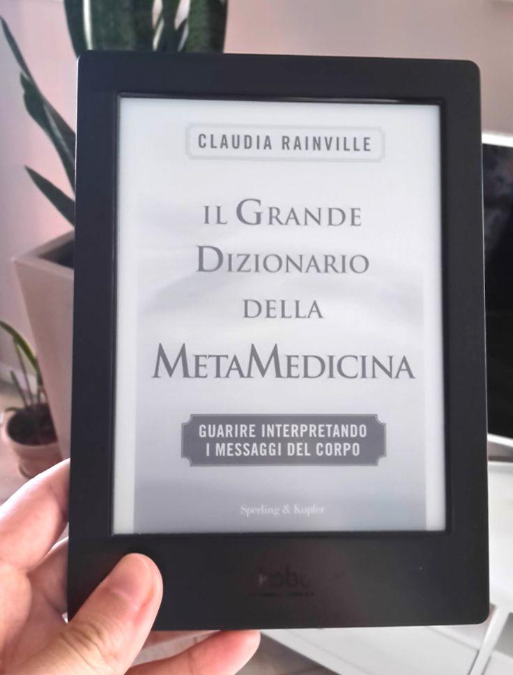 Il mio interesse per la metamedicina prosegue..sopratutto ora che sono incinta