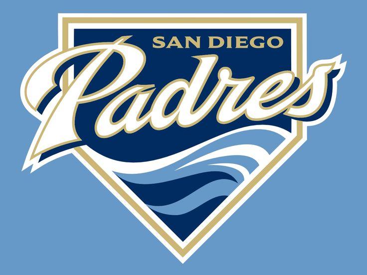 My #1 Baseball Team - San Diego Padres