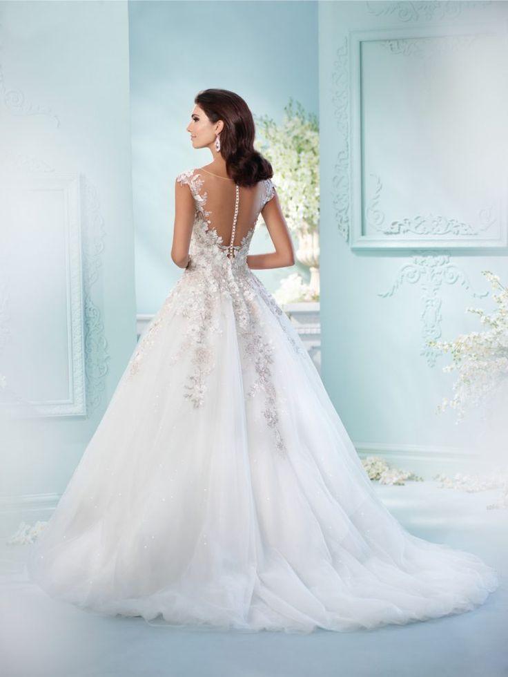 10 besten David Tutera Dresses Bilder auf Pinterest | Wedding dress ...