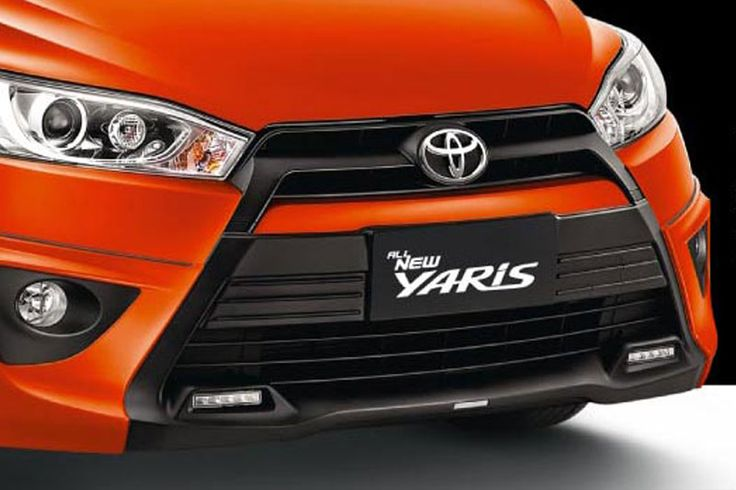 All New Yaris 1500 S TRDYARIS 1500 S TRD Front Grill