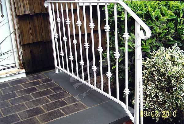 1000 Images About Stair Rails For Exterior Steps On Pinterest Luxury Accommodation Stair