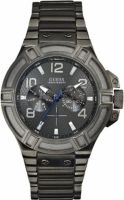 Guess Multifunction Stainless Steel Bracelet W0218G1
