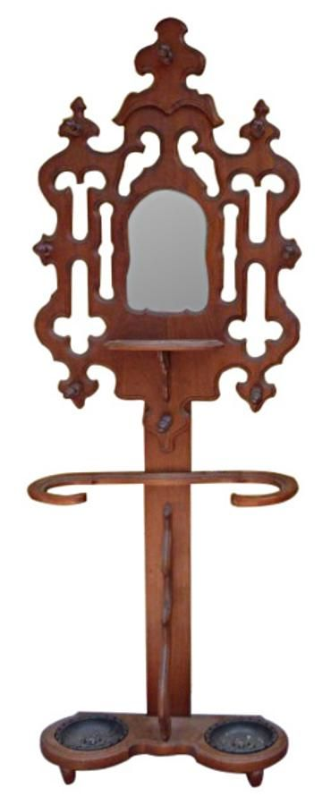 1900s Arts   Crafts wooden hall tree  Architectural Salvage Online Store   Buy Altered Antiques. 1000  images about Antique Furniture on Pinterest   Arts   crafts