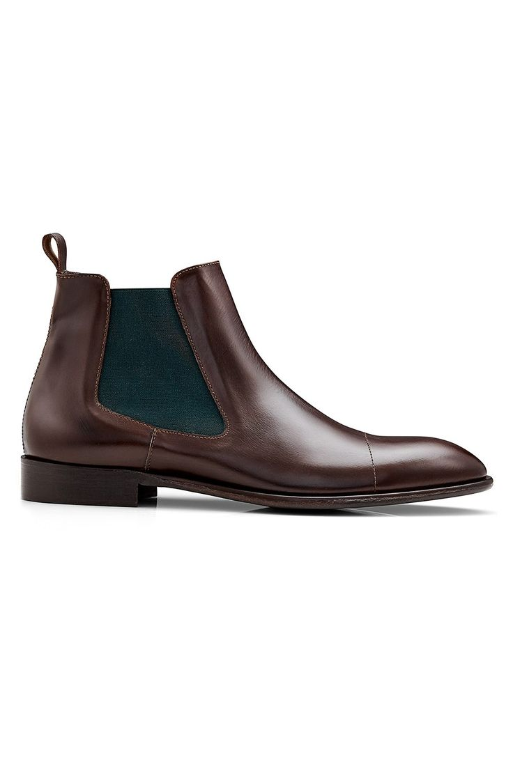 Aquila - Luther Brown Chelsea Boots