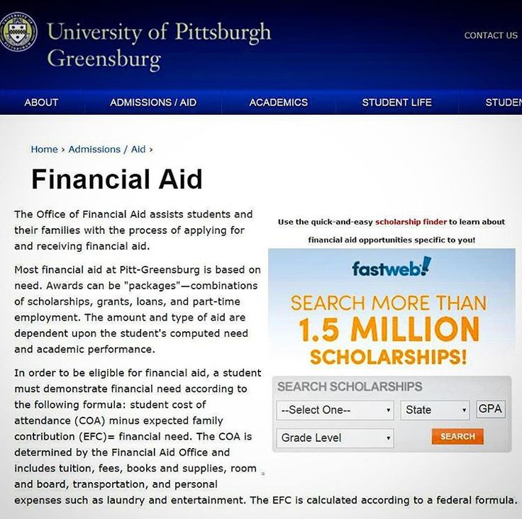 We just made #Scholarships & #FinancialAid crazy easy!  #H2P #Pitt #College #Pennsylvania #HigherEd #Tuition