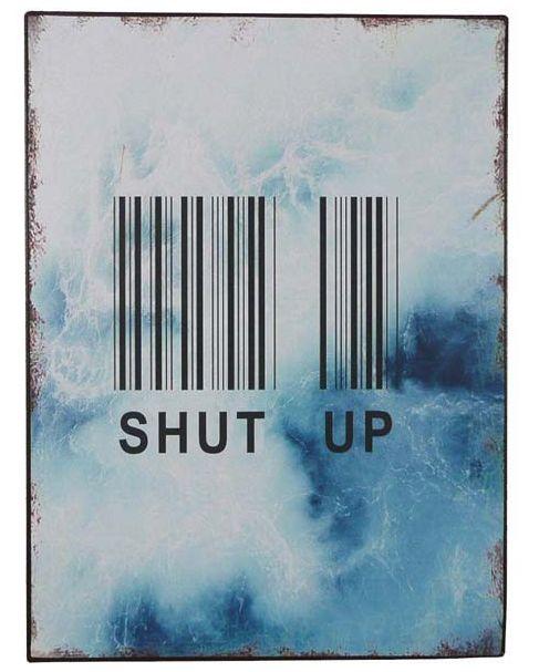 Shut up. -- Laif&Nuver Groningen
