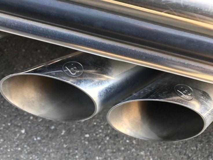 Mercedes-Benz / Nice Brabus Exhaust !!! http://www.facebook.com/slslgarage