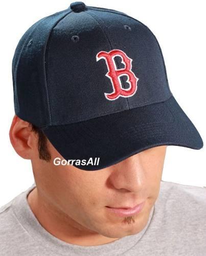Gorra Medias Rojas De Boston Béisbol Mlb (cierre Magico) -