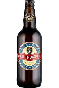 Old Thumper: Thumper Beer, Beer Ales