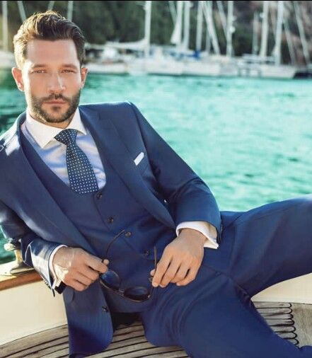 27 best Suits images on Pinterest   3 piece suits, Gentleman style ...